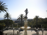 Hearst Castle View from top