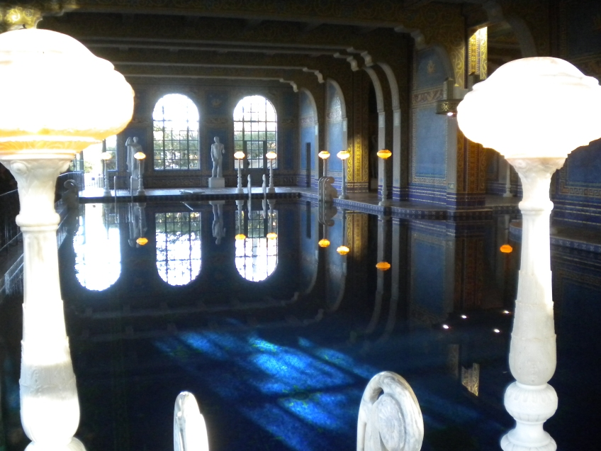 Roman Pool at Hearst Castle